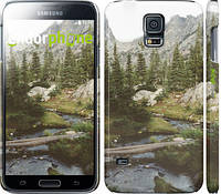 "Чехол на Samsung Galaxy S5 Duos SM G900FD Природа ""2881c-62"""