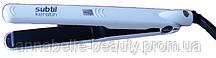 Прасочка для волосся Laboratoire Ducastel (Subtil Keratin) з LCD дисплеєм, 230С, 25мм, білий