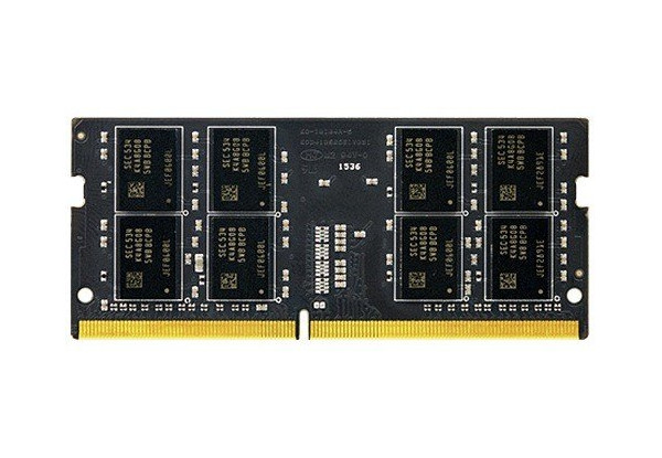Модуль памяти SO-DIMM DDR4 4GB 2400 Team Elite (TED44G2400C16-S01)