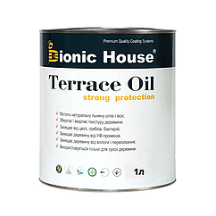Террасное масло Bionic House Terrace Oil strong