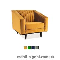 Мягкое кресло Asprey 1 Velvet (Signal)