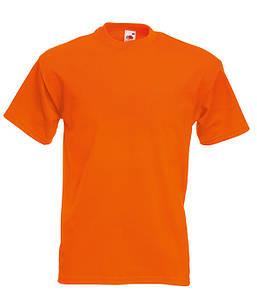 Мужская футболка Super Premium S Оранжевый
