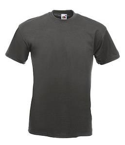 Мужская футболка Super Premium S Светлый Графит
