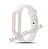 Ремешок для фитнес-браслета Xiaomi Mi Band M2. Ремінець для фітнес браслета Xiaomi Mi Band M2 White