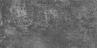 600х300 Керамическая плитка стена Нью-Йорк 1Т  серый тёмный, фото 1