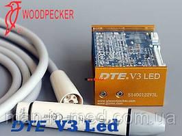 Встраиваемый ультразвуковой скалер Woodpecker DTE-V3 LED.