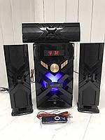 Система акустическая со встроенным сабвуфером 3.1 Era Ear E-13 (USB/FM-радио/Bluetooth) 60Вт