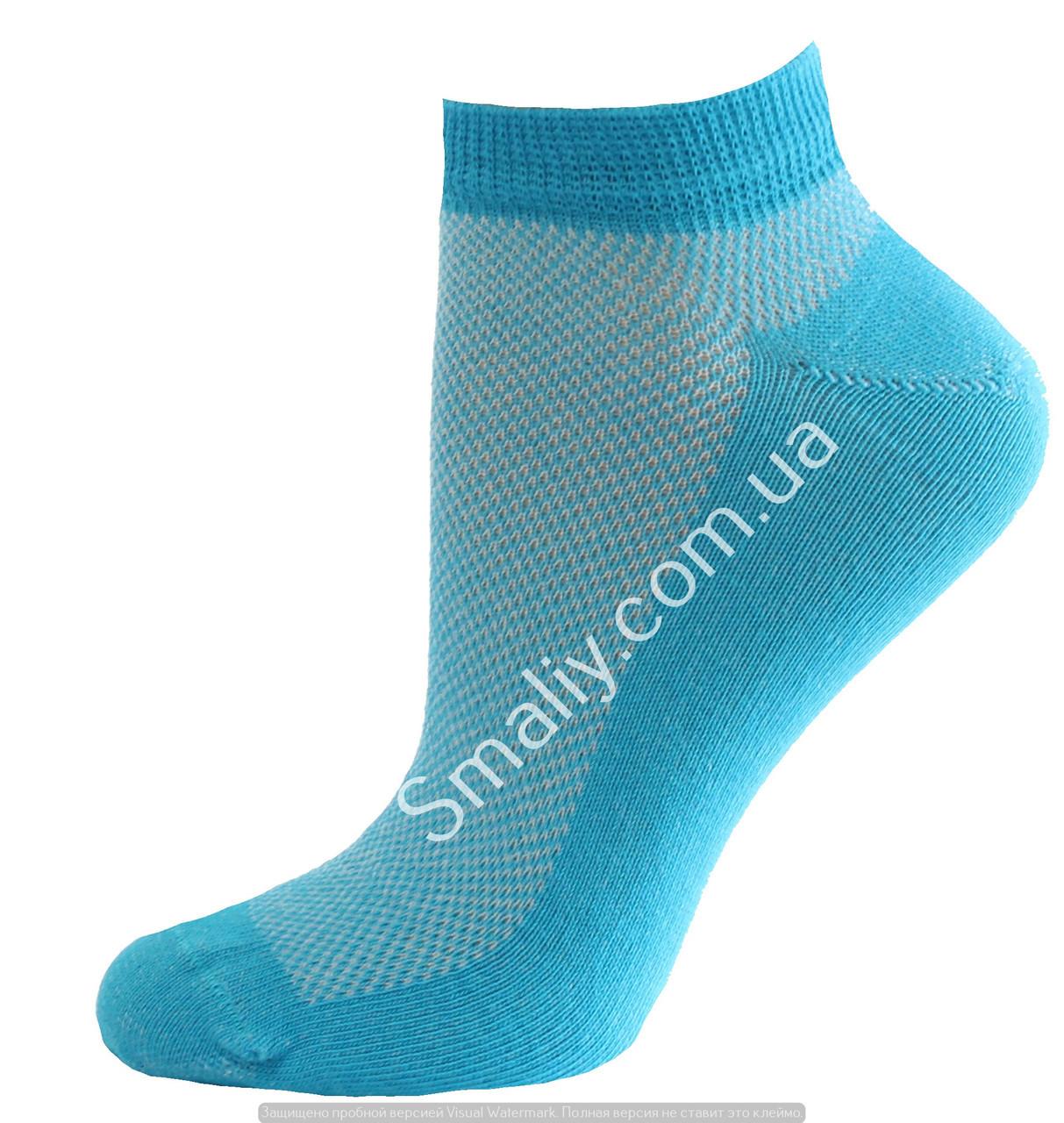 Шкарпетки жіночі літні укорочені