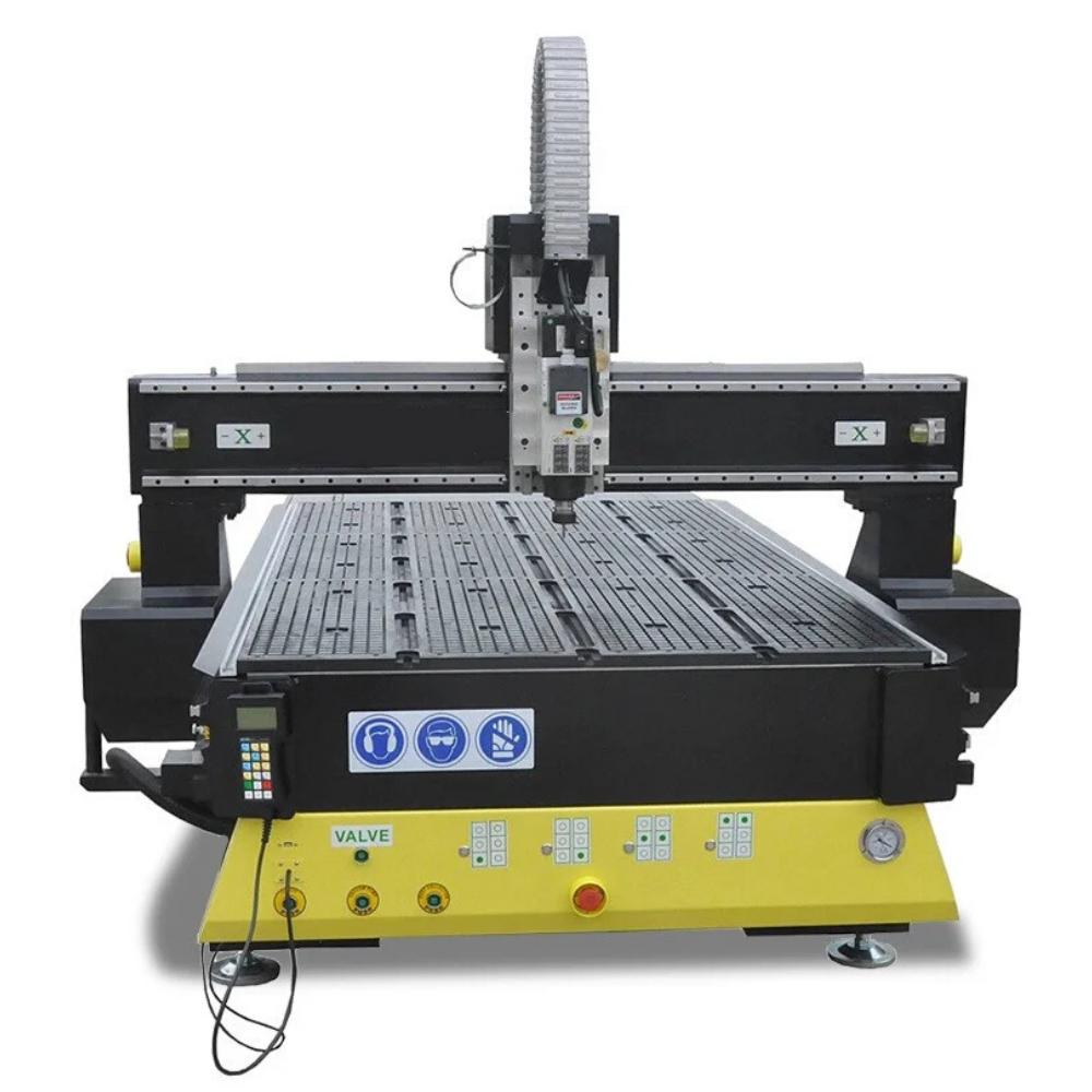 Фрезерно-гравірувальний верстат (2000х3000 мм) від TIGERTEC 6 кВт