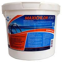 Таблетки для дезинфекции бассейна MAXI CHLOR POWER, 5 кг Power of Water Англия