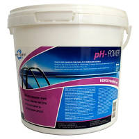 PH минус в гранулах POWER 1 кг Power of Water Англия. Препарат для снижения пш воды pH minus.