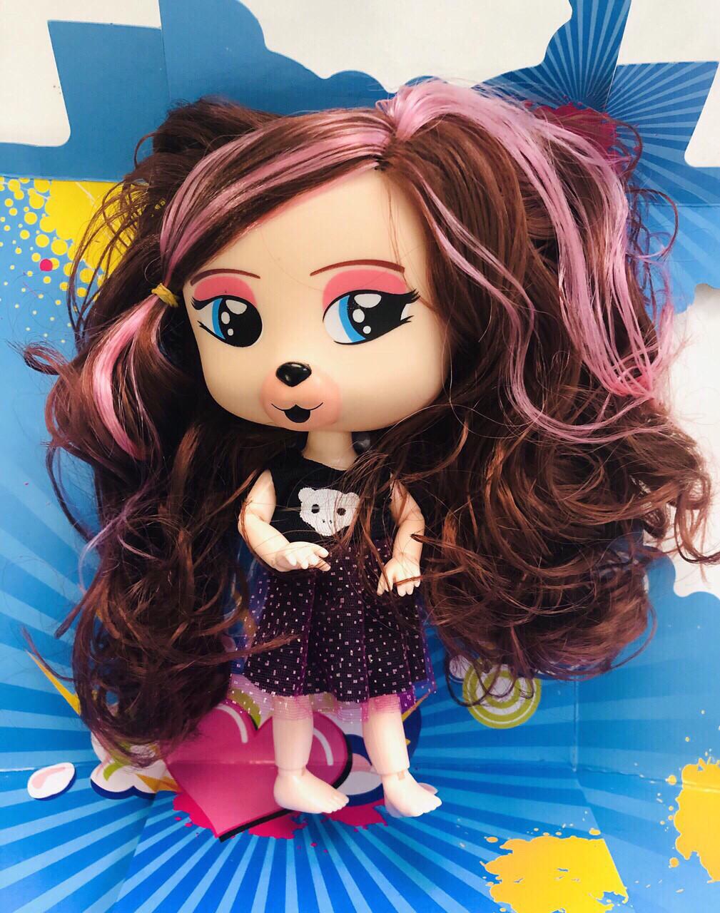 Кукла Club Chik с длинными волосами