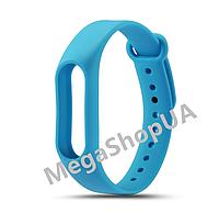 Ремешок для фитнес-браслета Xiaomi Mi Band M2 Blue. Smart Bracelet Mi Band M2