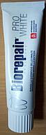 Зубная паста с жидкой эмалью Отбеливание и защита PRO WHITE, 75мл, BioRepair
