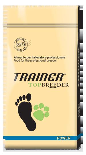 TRAINER® POWER ADULT MEDIUM – збалансоване повноцінне харчування для дорослих собак середніх порід 18кг