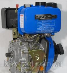 Двигатель дизельный Беларусь 186FE 10,0 л.с. шлиц(без шкива)
