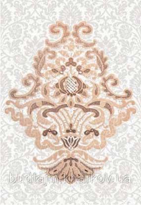 400х275 Керамічна плитка стіна вставка Органза 4 декор