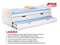 Кровать детская двухспальная LAGUNA