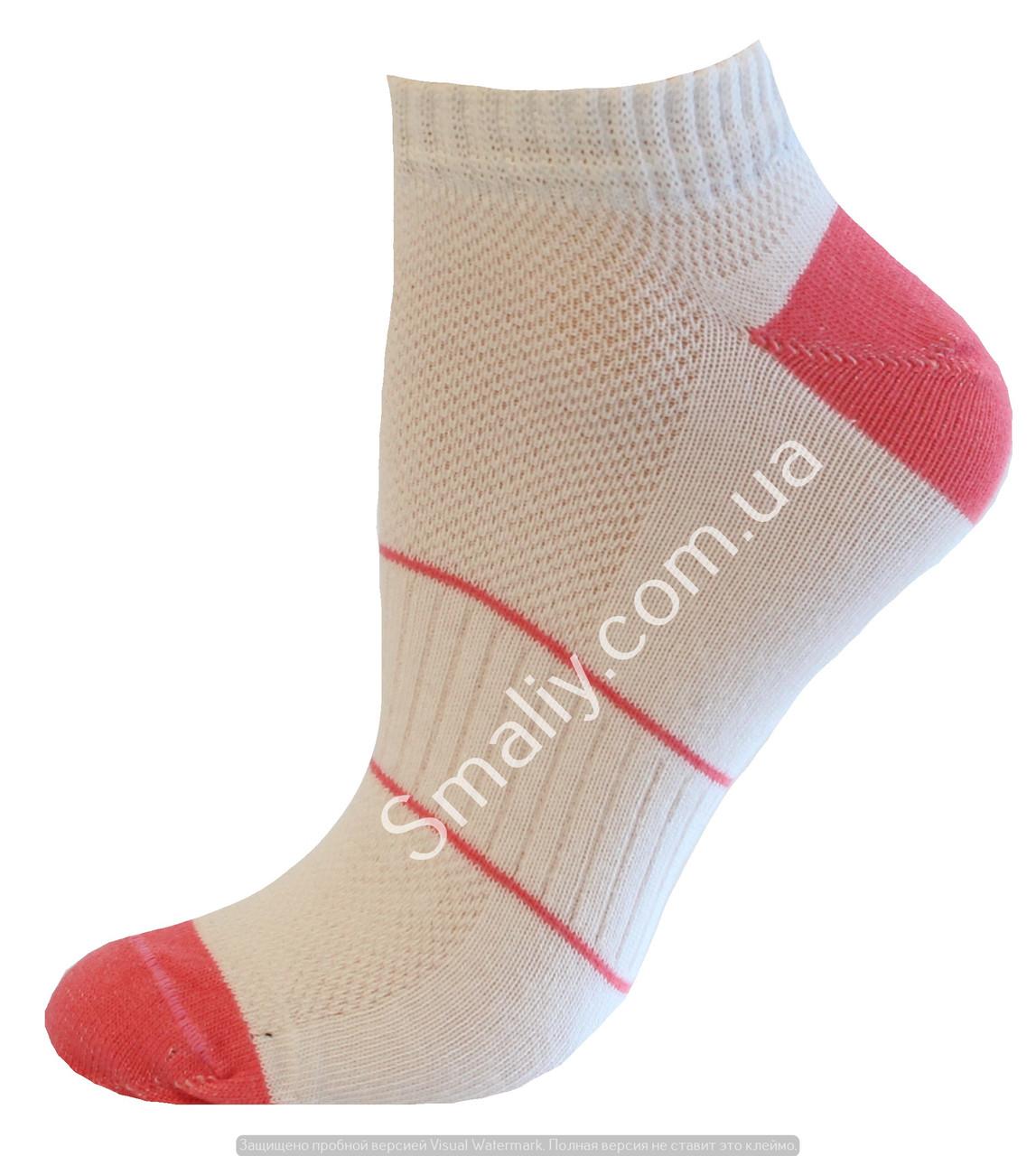 Носки женские спортивные укороченные