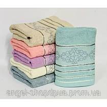 Наборы  лицевых полотенец 4 шт; махра ;для рук и лица. размер 50*100.