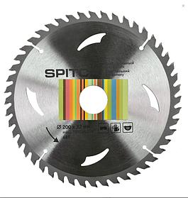 Диск пильный Spitce ламинат с адаптером 48Т 160 х 20/16 мм (22-932)
