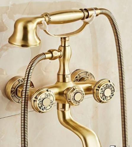 Смеситель для ванной комнаты   2-115