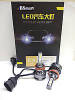 Комплект LED автоламп E9H11H9H8H16(JP) діод CSP 10000Лм 80Вт 6000K Canbus, фото 1