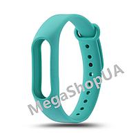 Ремешок для фитнес-браслета Xiaomi Mi Band M2 Green. Smart Bracelet Mi Band M2