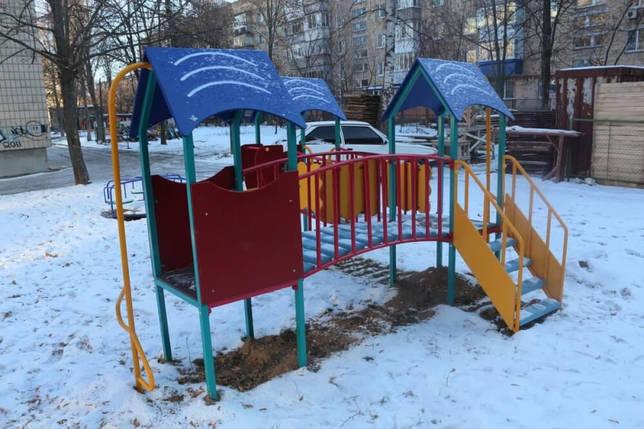 Детский комплекс Радость Kidigo (11-89.1/3-6), фото 2