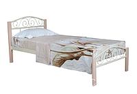 Кровать Респект Вуд (бежевая) 900*2000 см