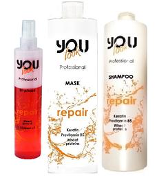 You look Professional - Серия Repair - Интенсивное восстановление сухих волос
