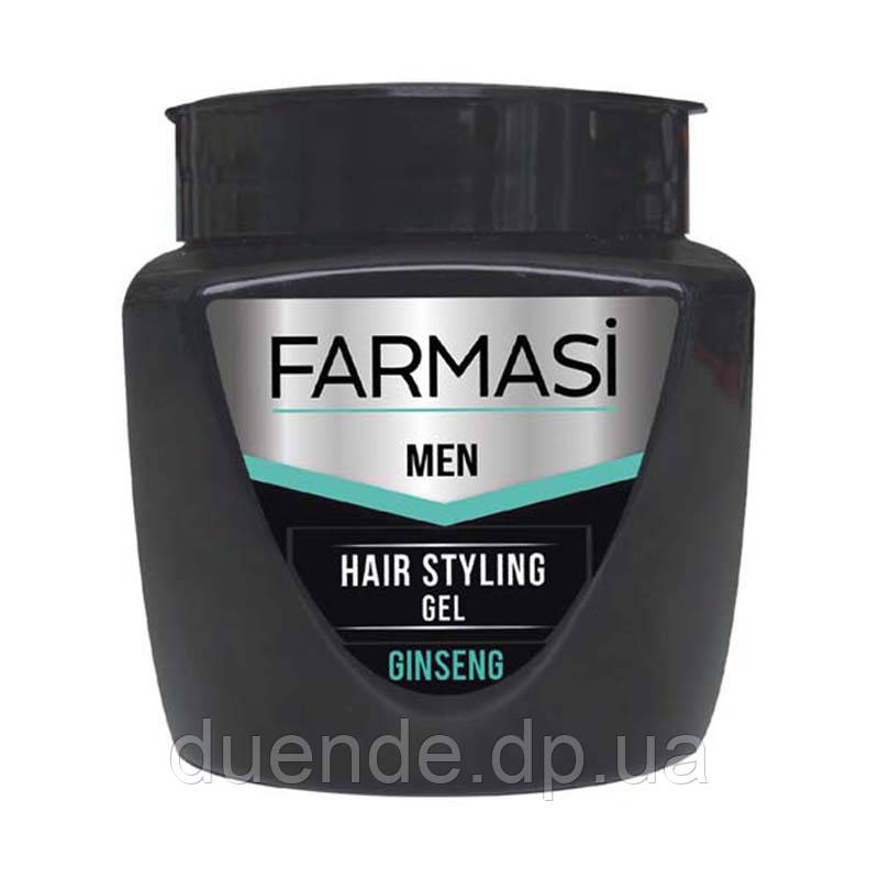 Гель для волос Farmasi Man пр-ва Турция 300 мл - 2,48 ББ / Far - 1108189