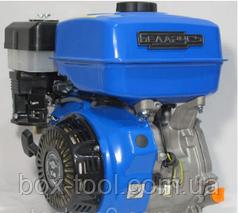 Двигатель бензиновый Беларусь 177F 9,0 л.с. 25 вал шлиц(без шкива)