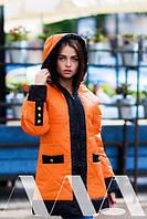 Куртка женская на синтепоне 5-760 ан