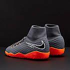 Футзалки детские Nike JR Hypervenom PhantomX 3 Academy DF IC, фото 10