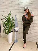 """Теплый подростковый спортивный костюм """"Begum"""" с капюшоном (3 цвета), фото 2"""