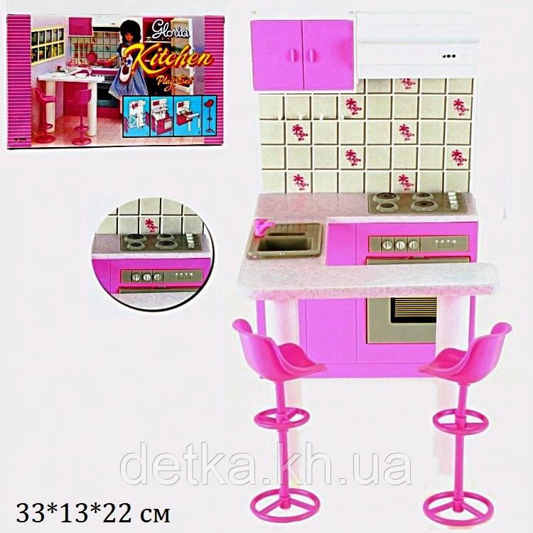 Мебель для кукол Gloria 94016 кухня