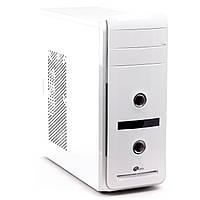 ✬Компьютерный корпус ProLogix A07B/7019 PBS-500W-12cm White ATX/microATX 3 hdd 5 sata для ПК