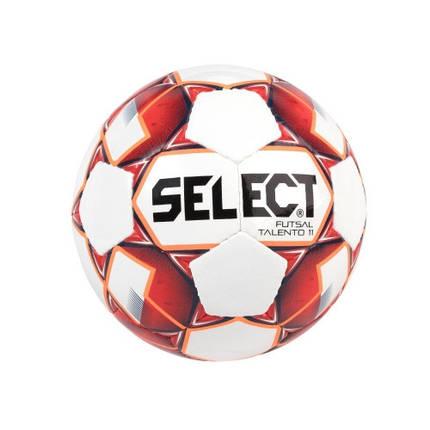 Мяч футзальный Select Futsal Talento 11, фото 2