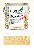 Масло с твёрдым воском для пола и мебели «Osmo» original 0,75л