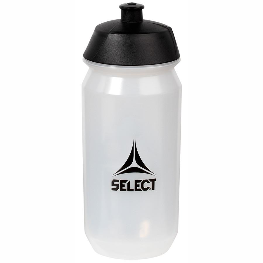 Бутылка для воды SELECT SPORTS WATER BOTTLE (001), белый, 0,5L