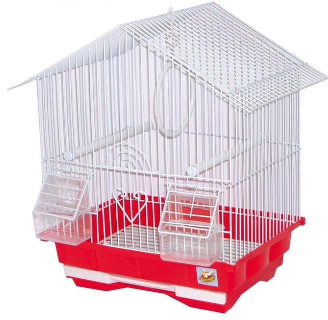 Клітка JENNY для середніх птахів, 35X28X46 см