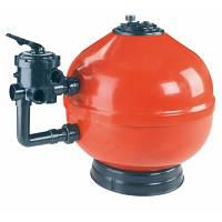 Фільтр для басейну Astral Vesubio D1050 мм., 43 м3/год без вентиля (бічне зв'язок) Fluidra Іспанія