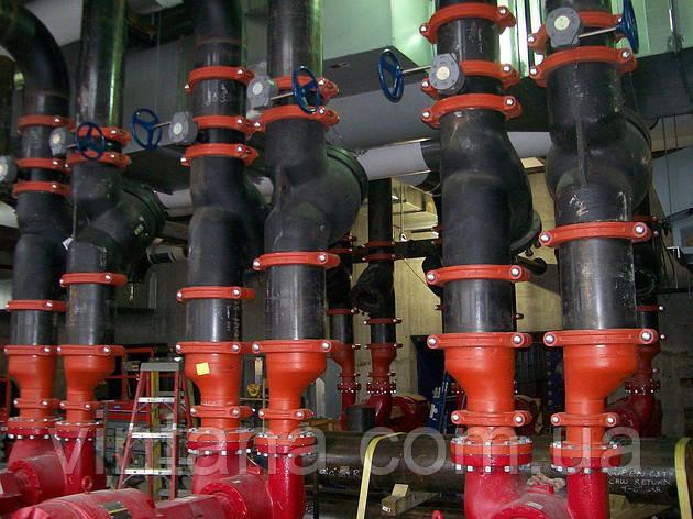 Монтаж муфтовых бессварных соединений в системах пожаротушения, фото 2