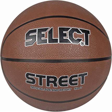 Мяч баскетбольный Select Street Basket р.7, фото 2