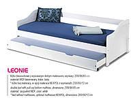 Кровать детская двухспальная LEONIE