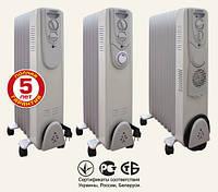 Радиатор масляный электрический 2,5 кВт