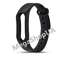 Ремешок для фитнес-браслета Xiaomi Mi Band M2 Black. Smart Bracelet Mi Band M2