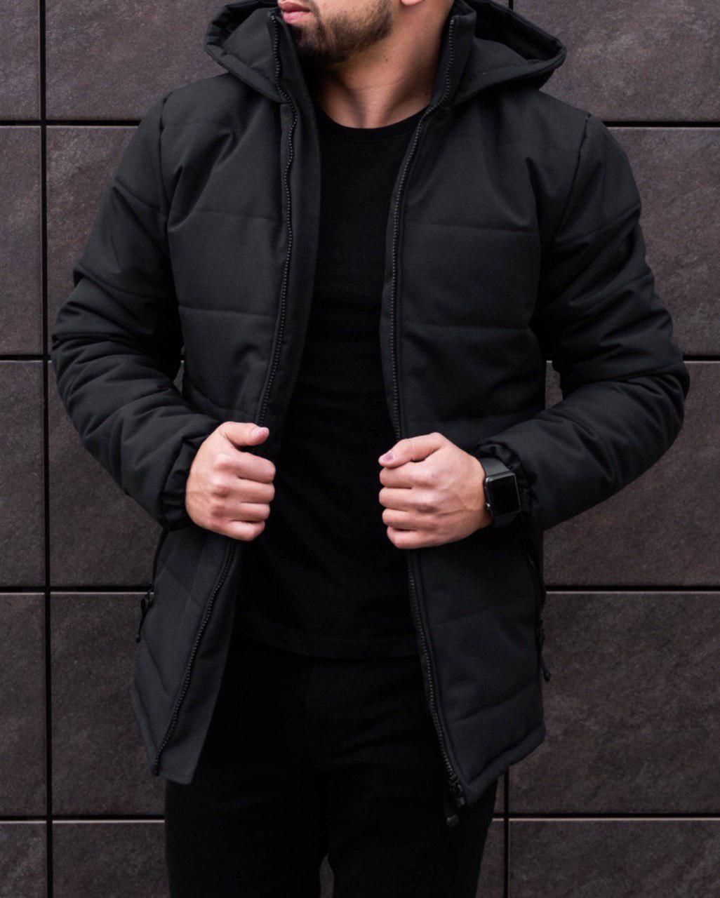 Чоловіча куртка. Пуховик.