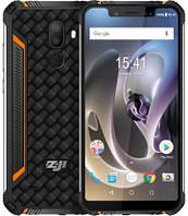 "Смартфон ZOJI Z33 Orange 3/32Gb, 16+2/13Мп, 8 ядер, 2sim, экран 5.85"" IPS, 4600mAh, GPS, 4G (LTE), фото 1"
